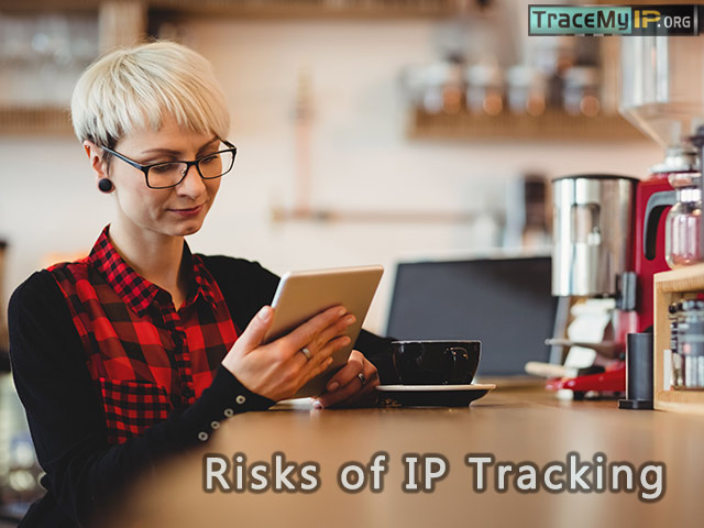 Risks of IP tracking