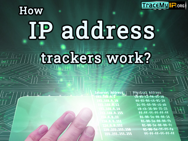 How IP trackers work